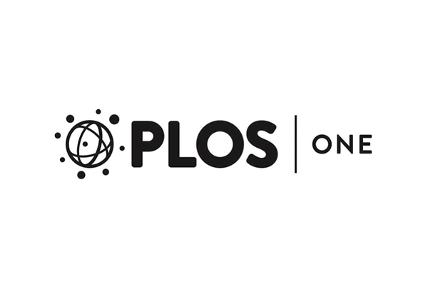 black logo for PLOS One