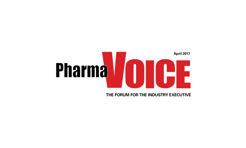 PharmaVoice publication logo
