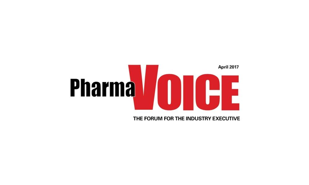 PharmaVoice publication logo
