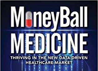 Moneyball Medicine book cover