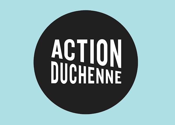 Action Duchenne logo