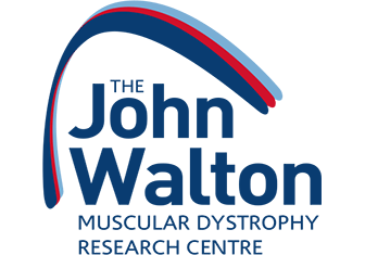 The John Walton Muscular Dystrophy Research Centre logo