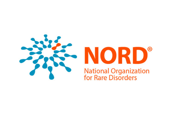 logo for National Organization for Rare Diseases