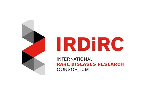 International Rare Disease Research Consortium logo