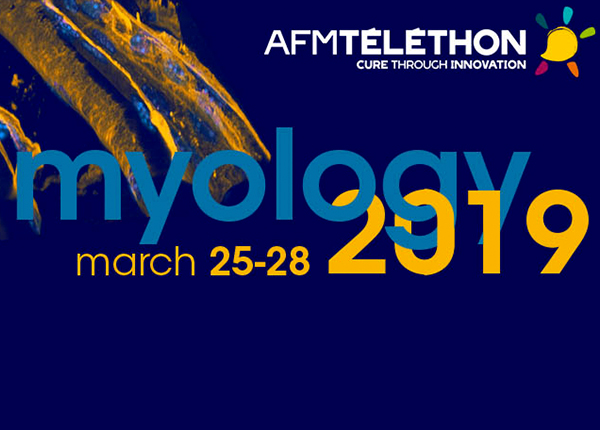 Myology 2019 conference logo