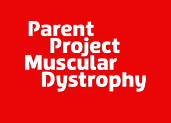 logo for Parent Project Muscular Dystrophy